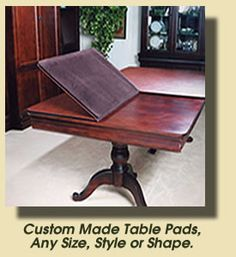 Custom Made Table Pad