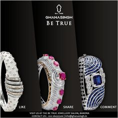 Each of these #Bracelets, #Beautiful in their own special way, we bet it isn't an easy pick! Don't you agree?