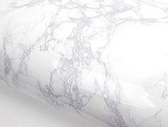 Grey Granite Look Marble Effect Contact Paper Film Vinyl ...