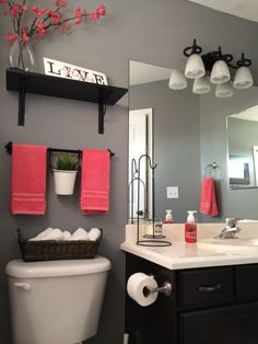 99 Small Master Bathroom Makeover Ideas On A Budget (1)