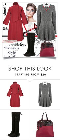 """""""shein 8"""" by amelakafedic ❤ liked on Polyvore featuring moda"""