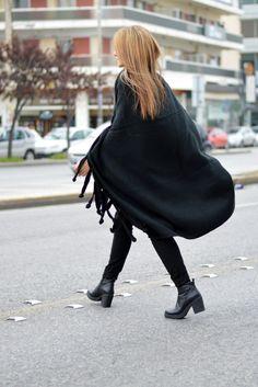 #streetstyle #cape