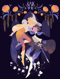 Moon Witch & the Knight Owl