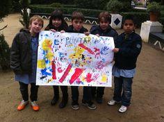 Escola Turó Blau. Barcelona