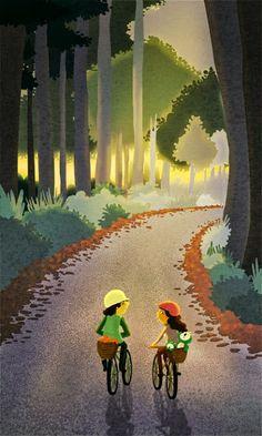 Il·lustració de Nidhi Chanani