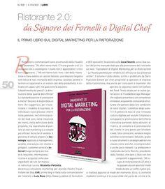 """Recensione del libro sulla rivista """"IL CUOCO"""" Convenience Store, Marketing, Convinience Store"""