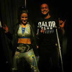 Bayley and Finn