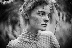 Aleksandra - Photography: Agata Serge Mua: Anna Sokolowska Model: Aleksandra Lens: Palecwnosie Bokeh Factory