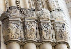 https://flic.kr/p/yqwGLu | Portal | Kathedrale unserer lieben Frau von Luxemburg