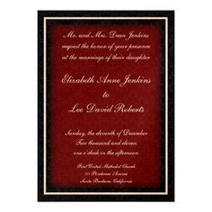 ReviewRed and Black Winter Wedding InvitationsWe have the best promotion for you and if you are interested in the related item or need more information reviews from the x customer who are own of them before please follow the link to see fully reviews