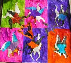 Niki de Saint Phalle French school projects