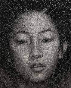 CONSTELLATION: INCREDIBLE ART MADE FROM THOUSANDS OF NAILS AND A SINGLE PIECE OF THREAD