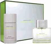 Kenneth Cole Reaction Cologne by Kenneth Cole for Men. 2 Pc. Gift Set