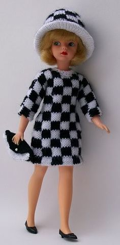Mamselle's Miss Cortina....this is on a lovely site full of info about Sindy