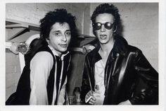 Johnny Thunders & Richard Hell; 1977