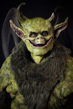 roy-superhero-creation-face-off-season-3-syfy Face Off Makeup, Makeup Fx, Movie Makeup, Scary Makeup, Special Makeup, Special Effects Makeup, Face Off Syfy, Vampires, Prosthetic Makeup