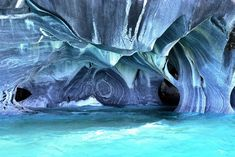 Patagonia Marble Caves, Chile