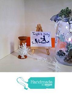 Winter Frost Light Jar from Twiggle & Natty https://www.amazon.co.uk/dp/B01N0CCVH4/ref=hnd_sw_r_pi_dp_IvZjybXHAXMGK #handmadeatamazon