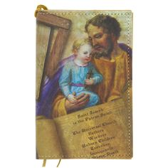 St. Joseph Story Cover for Magnificat
