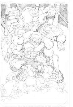 Beast - Iron Throne by mikebowden.deviantart.com on @DeviantArt