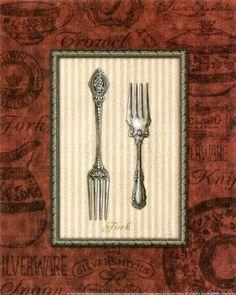 laminas decoupage laminas para la cocina cubiertos teteras antiguas blanco y