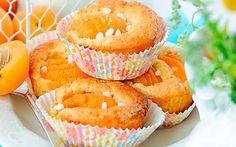 Rezept: Die weltbesten Marillenmuffins