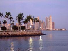 Panama City, Panama http://www.wheretogotonight.com/