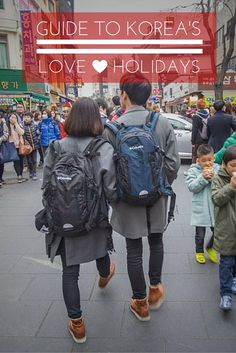 Did you know Korea has a love holiday every month? Check out this guide for all the holidays plus cute/quirky things Korean's do while dating!