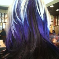 '.. I absolutely loved her hair. I asked her to take a picture of it. And she was flattered.