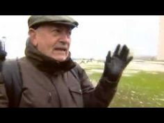 BBC News   Foam covered dog walk in Footdee, Aberdeen 2012   YouTube