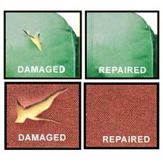 13 awesome how to repair leather images leather repair restore rh pinterest com