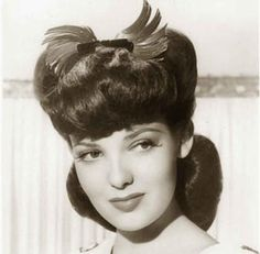 1940s Hairstyles – Memorable Pompadours - Paperblog