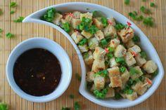 Tofu com Molho Especial Agridoce | Gordelícias