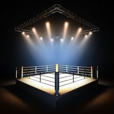 Find Render Illustration Empty Professional Boxing stock images in HD and millions of other royalty-free stock photos, illustrations and vectors in the Shutterstock collection. Thousands of new, high-quality pictures added every day. Boxing Images, Gym Images, Fitness Design, Gym Design, Dojo, Rings Film, Gym Lighting, Professional Boxing, Cyberpunk City