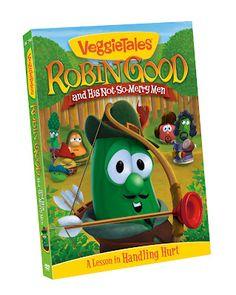 New Veggietales Giveaway!