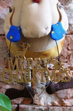 크리스마스 루돌프 인형 : 네이버 블로그