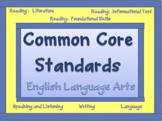Elementary Matters: The Common Core Standards - What About Them?
