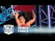 Jessie Graff at 2015 Venice Finals | American Ninja Warrior - YouTube