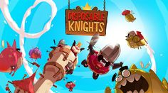 Disposable Knights on Behance