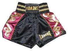 LUMPINI  RTO815 Muay Thai Boxing Retro Shorts