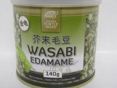 Wasabi Edamame, Golden Turtle, 140g