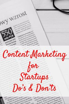 Some of the most well-respected content marketing professionals convey some practical advice the do's and don'ts for startup content marketing. Small Business Start Up, Business Help, Business Advice, What Is Marketing, Content Marketing, Startup Business Plan, Small Business Resources, Word Of Advice, Celebration Quotes