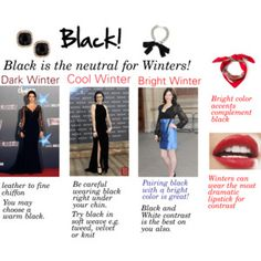 Black for Winters!