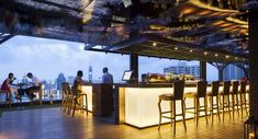 Above Eleven Rooftop Bar & Restaurant