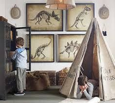 Image result for dinosaur themed boy room