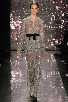 Naeem Khan. NYFW Fall 12'. Indian Couture.
