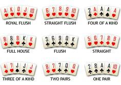 Vanavond is het poker bij de Gino. Klein geheugensteuntje voor de ...