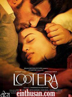 Lootera Hindi Movie Online - Ranveer Singh and Sonakshi Sinha. Directed by Vikramaditya Motwane. Music by Amit Trivedi. 2013 [U/A] w.eng.subs