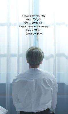 Bts wings short film jin awake wallpaper