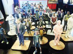 """#meepsterreal tutti pronti a partire in direzione #Piacenza!  Sabato 19 e Domenica 20 vi aspettiamo ad """"Armi&Bagagli"""" la più grande manifestazione italiana per operatori e appassionati di Rievocazione Storica dove si potrà fare la #3Dscan col proprio vestito e poi ordinare la  statuina #3D personalizzata! #3Dprinting #3Dscanning #3Dscanned #3Dprint #3Dprinted #3Dsculpt #colorful #rievocatori #storia #3Dminime #funny #gamer #geek #instacool #vscocam #vscocool #vscoart #amazing #photoofday by…"""